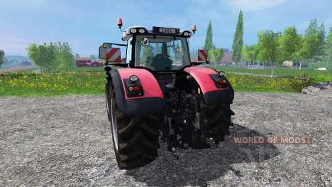 Massey Ferguson 8737 v1.0 pour Farming Simulator 2015