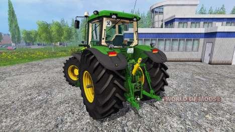 John Deere 7920 v1.1 für Farming Simulator 2015