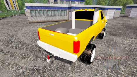 Ford F-150 v1.0 pour Farming Simulator 2015