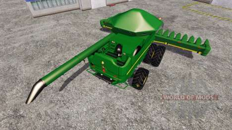 John Deere S670 für Farming Simulator 2015