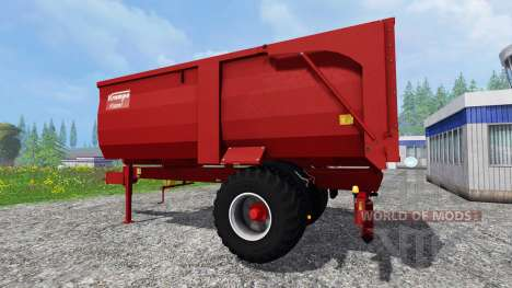 Krampe BBE 600 für Farming Simulator 2015