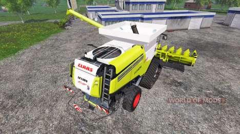 CLAAS Lexion 10x80 für Farming Simulator 2015