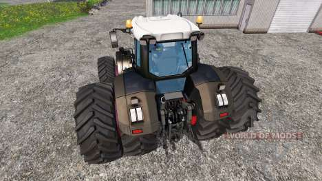 Fendt 927 Vario [black series] pour Farming Simulator 2015