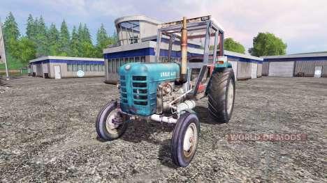 Ursus C-4011 v1.0 pour Farming Simulator 2015