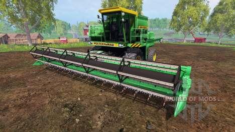 Don-1500B für Farming Simulator 2015