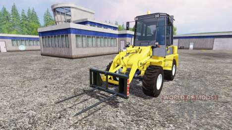 Zettelmeyer ZL 602 für Farming Simulator 2015