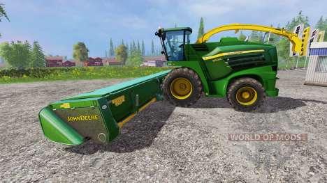 John Deere 8400i pour Farming Simulator 2015