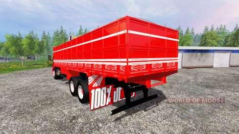 Ford Cargo 2428E für Farming Simulator 2015