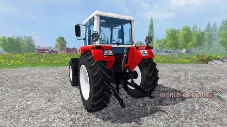 Steyr 8080A Turbo SK2 v1.0 für Farming Simulator 2015