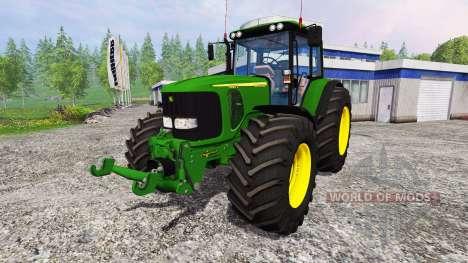 John Deere 6920 S v1.8 für Farming Simulator 2015