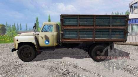 GAZ-53 für Farming Simulator 2015