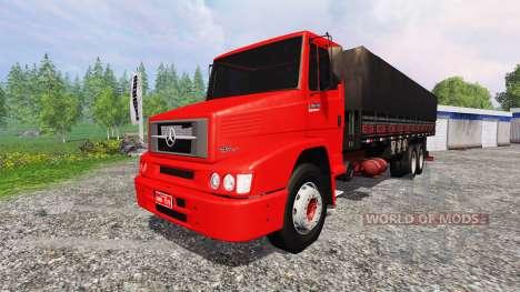 Mercedes-Benz 1620 v0.1 pour Farming Simulator 2015