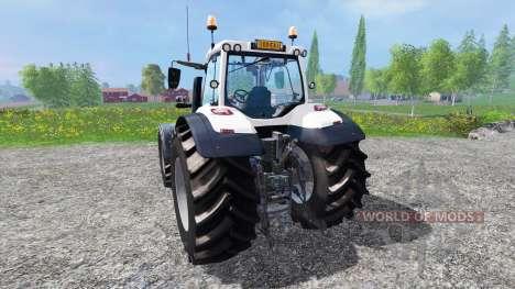 Valtra T4 v1.1 pour Farming Simulator 2015