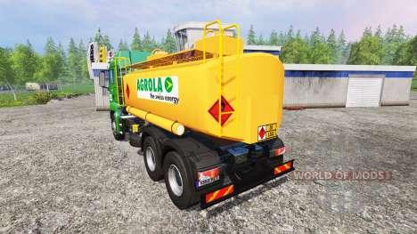 MAN TGS 18.440 [fuel] für Farming Simulator 2015
