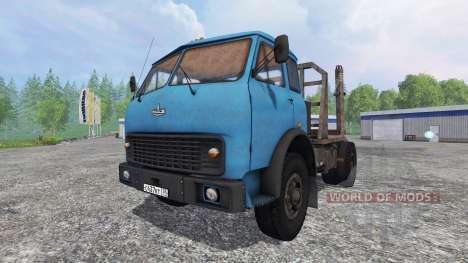 MAZ-504 pour Farming Simulator 2015