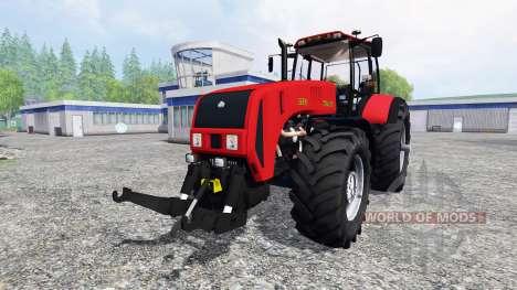 Belarus-3522 v1.5 für Farming Simulator 2015