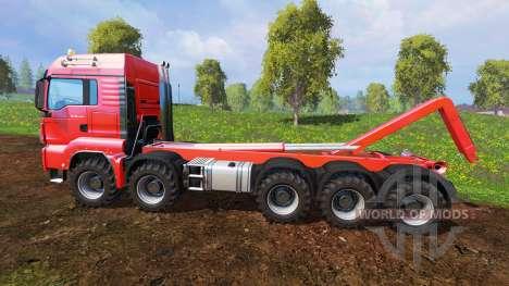 MAN TGS 18.440 [pack] für Farming Simulator 2015