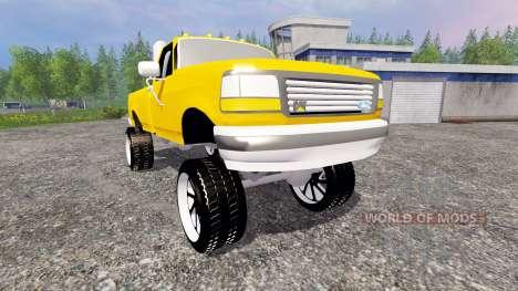 Ford F-150 v1.0 für Farming Simulator 2015