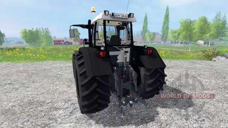 Fendt Favorit 926 Vario pour Farming Simulator 2015