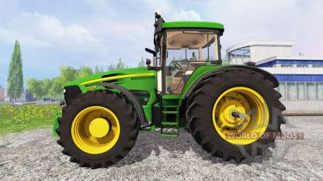 John Deere 7830 pour Farming Simulator 2015