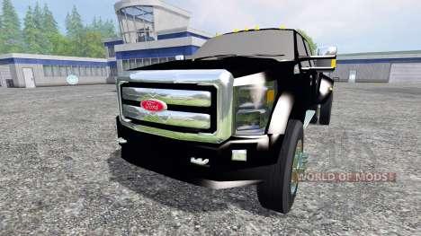 Ford F-450 2015 v2.0 für Farming Simulator 2015