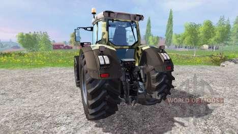 Fendt 927 Vario [camouflage] pour Farming Simulator 2015