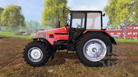 Belarus 1221.2 v2.0 [red] für Farming Simulator 2015