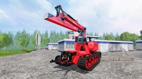 TLT-100A Onezhets v2.0 für Farming Simulator 2015