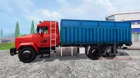 Kraz-64431 pour Farming Simulator 2015