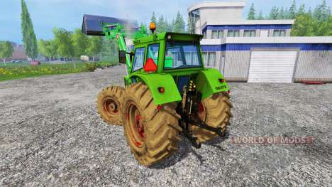 Deutz-Fahr D 13006A v1.1 für Farming Simulator 2015