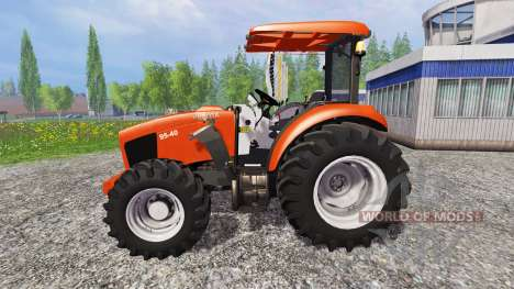 Kubota M9540 für Farming Simulator 2015