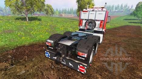 MAN TGS 41.570 8x8 Agrar v2.0 pour Farming Simulator 2015
