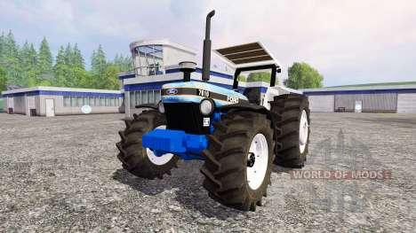 Ford 7610 pour Farming Simulator 2015