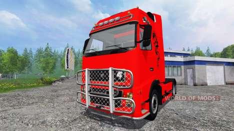 Volvo FH16 v1.0 pour Farming Simulator 2015