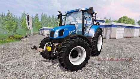 New Holland T6.175 für Farming Simulator 2015