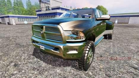 Dodge Ram 3500 v2.0 für Farming Simulator 2015
