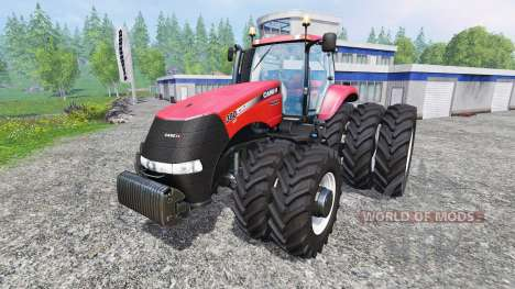Case IH Magnum CVT 380 für Farming Simulator 2015
