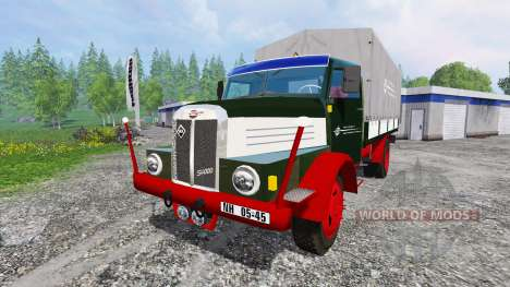 IFA S4000 für Farming Simulator 2015
