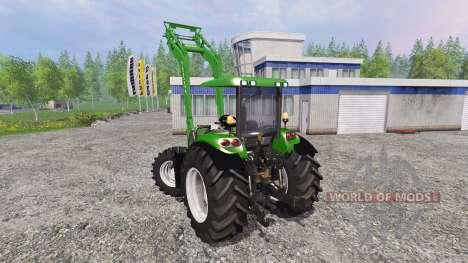 Fendt 936 Vario FL für Farming Simulator 2015