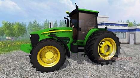 John Deere 7195J pour Farming Simulator 2015