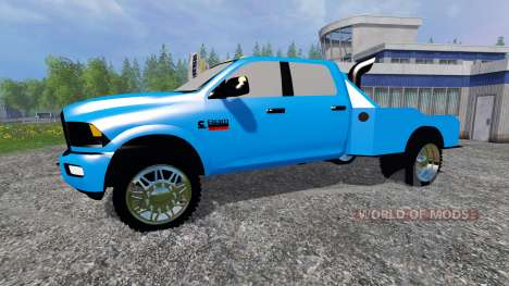 Dodge Ram 3500 [hauler] pour Farming Simulator 2015