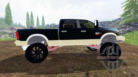 Dodge Ram 2500 pour Farming Simulator 2015