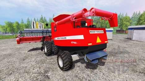 Massey Ferguson 9790 für Farming Simulator 2015