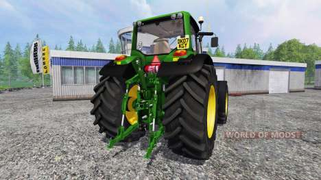 John Deere 7430 Premium v2.0 für Farming Simulator 2015