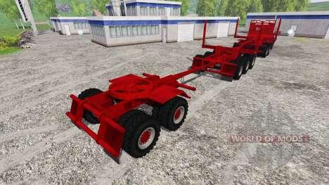 Hayes HDX für Farming Simulator 2015