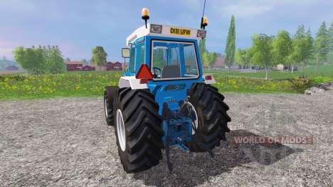 Ford TW 35 pour Farming Simulator 2015