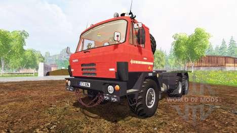 Tatra 815 für Farming Simulator 2015