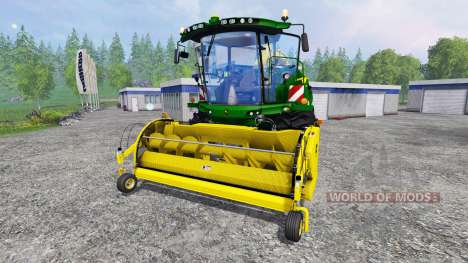 John Deere 8600i [pack] pour Farming Simulator 2015