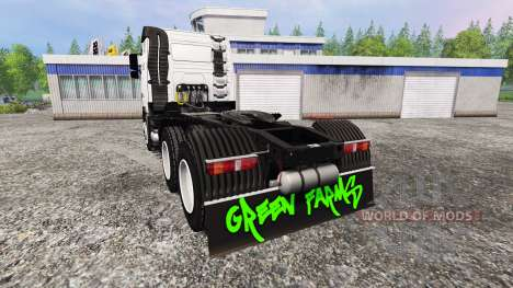 Volvo FH pour Farming Simulator 2015