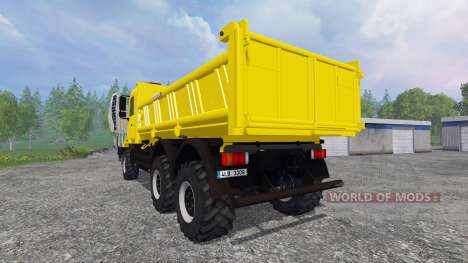 Tatra T 163 Jamal pour Farming Simulator 2015